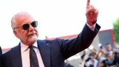 "Lega Serie A, diritti tv esteri a Img per 371 milioni. De Laurentiis: ""Cifre ridicole"""